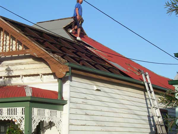 house roof replacement melbourne