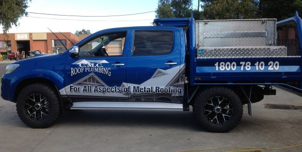 melbourne roofing services