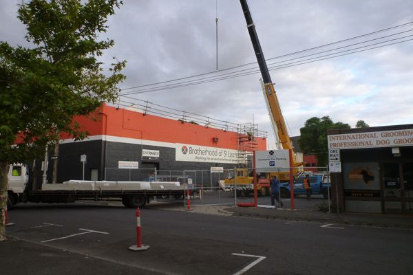 Melbourne commercial roofing