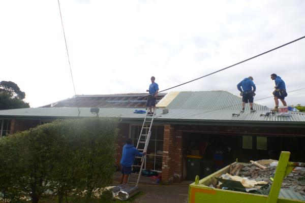 Melbourne House Roofing