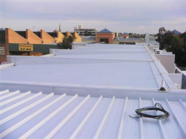commercial roofing sunshine coast