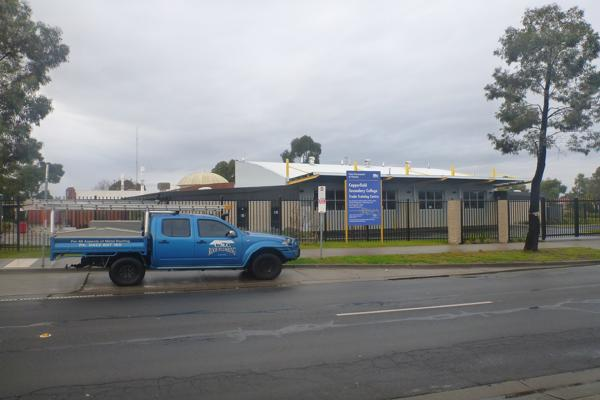 Sunshine Coast school roofing