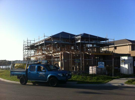 Warana New House Roof