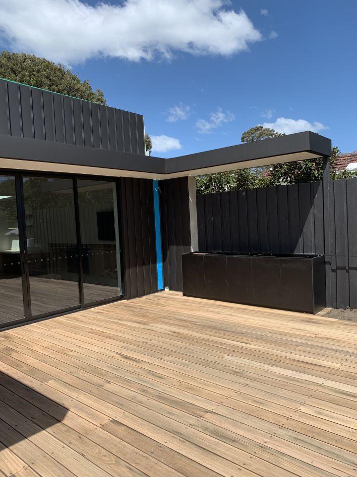 Sunshine Coast Colorbond Cladding - CMC Roof Plumbing