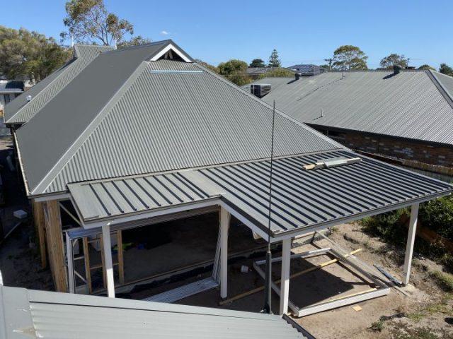 Sunshine Coast New roofing