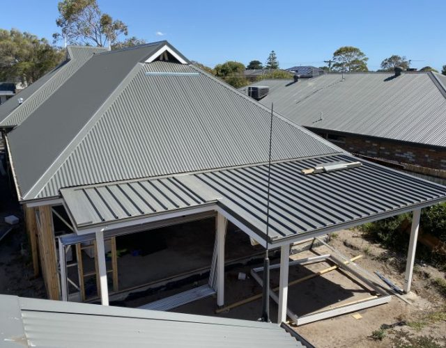 Sunshine Coast New roofing