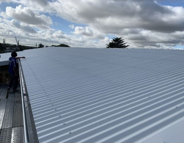 Sunshine Coast commercial roofing