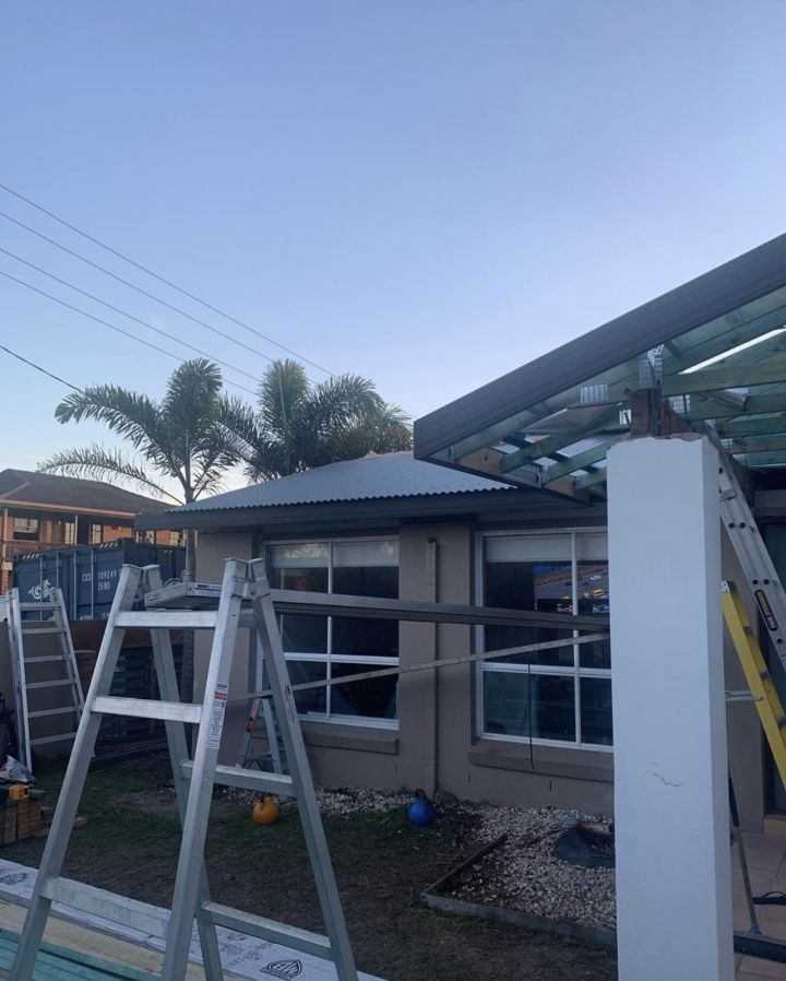 Sunshine Coast roof replacement
